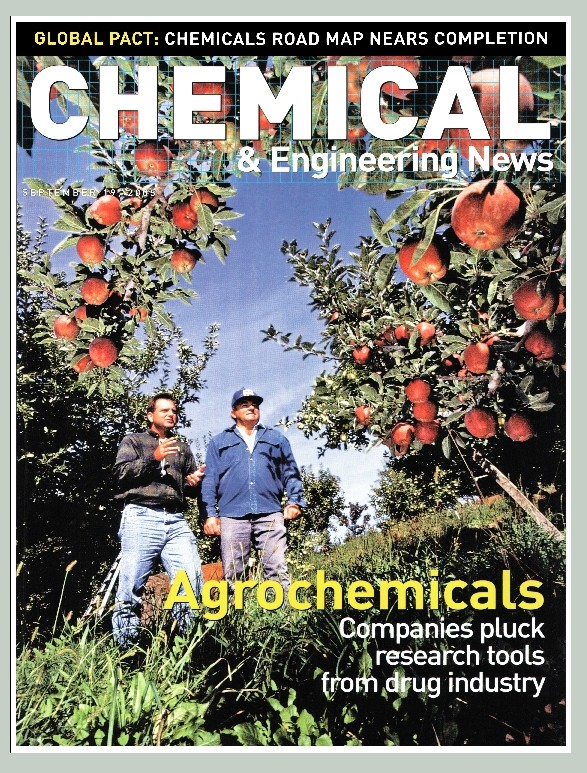 september 19 2005 issue chemical engineering news