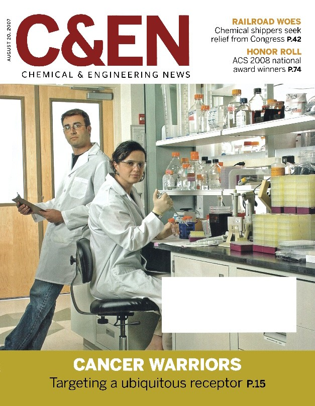 august 20 2007 issue chemical engineering news