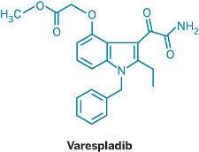 Structure of Varespladib