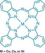 Metallophthalocyanines are key sensing components in a new H<sub>2</sub>O<sub>2</sub> detector.