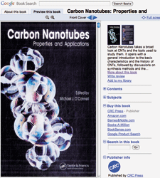 Google has scanned many chemistry-related books, which can be viewed and purchased online.