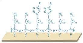 R = benzothiodiazole moiety.