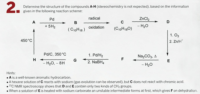 chemistry quiz 2 essay example Organic chemistry quiz on the naming (nomenclature) and structure of alkenes revision questions on how to name linear alkenes, branched & substituted alkenes.