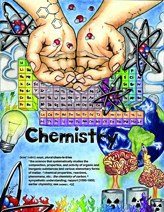 Chemistry Themed Poster Competition March 25 2013 Issue