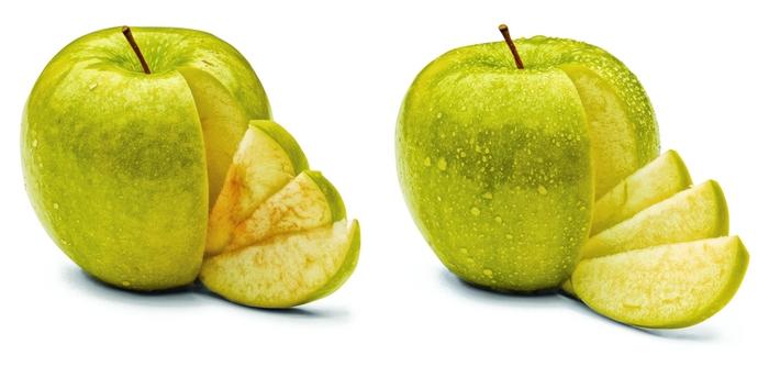 Как сделать так чтобы яблоки не темнели