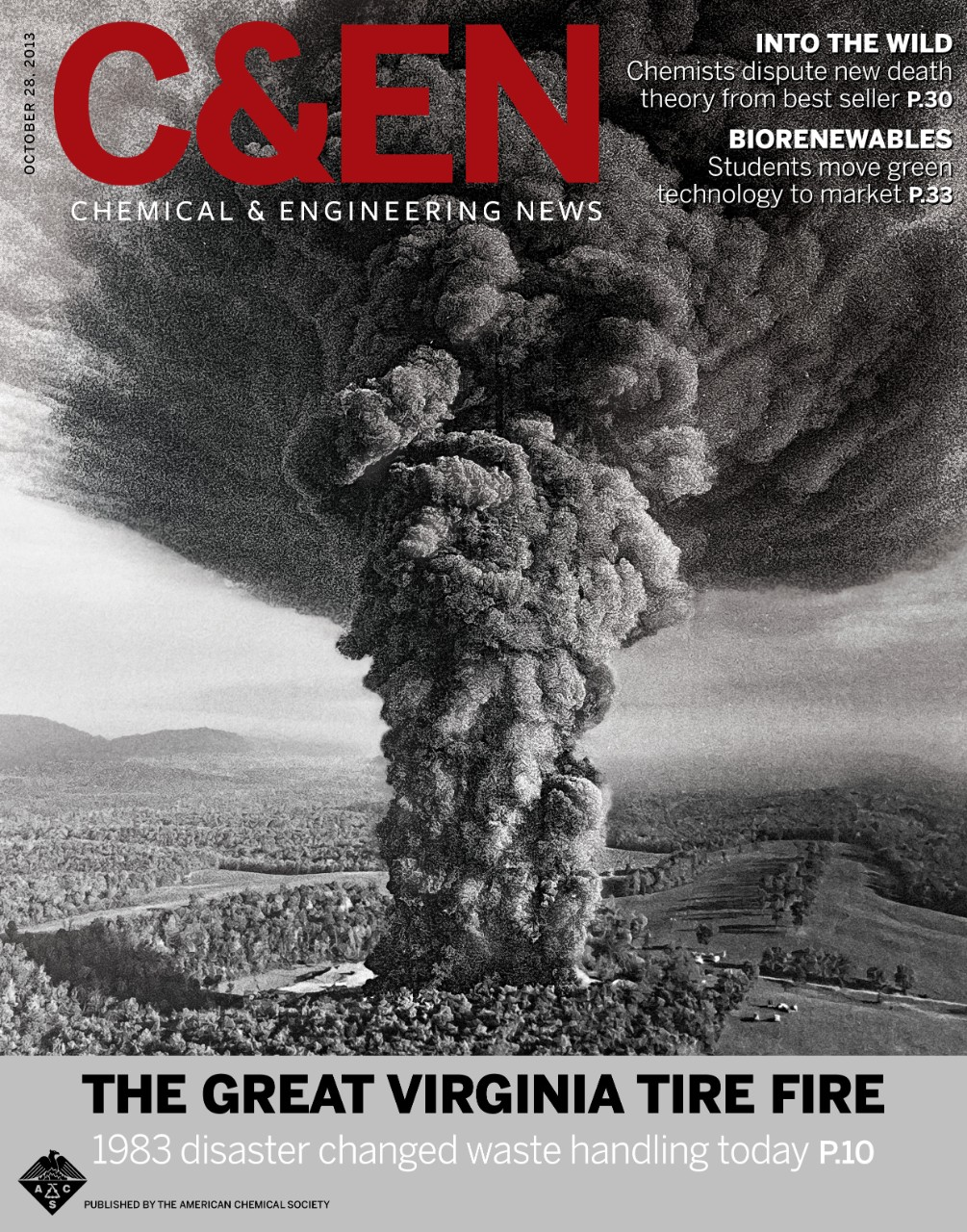 October 28, 2013 Cover