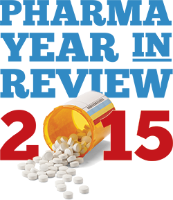 2015 Pharma Year In Review