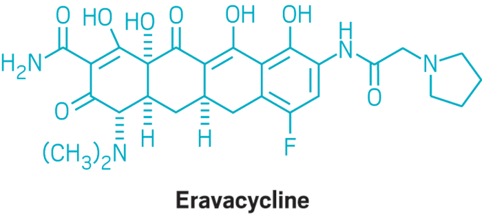 Image result for Eravacycline