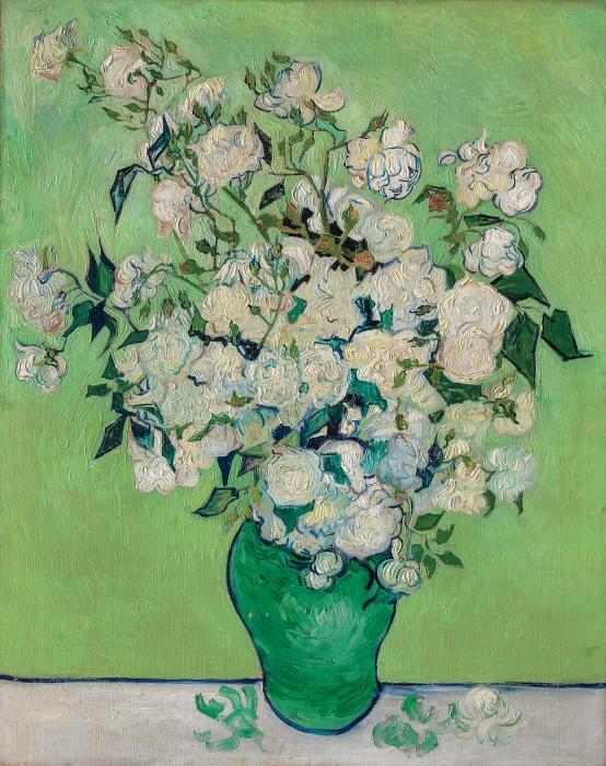 Van Goghs Fading Colors Inspire Scientific Inquiry February 1