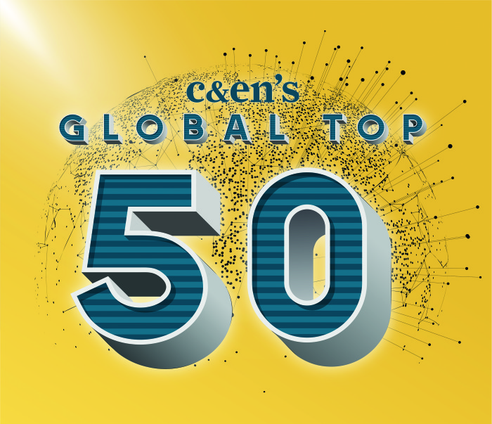 C&EN's Global Top 50 chemical companies of 2016 | July 24
