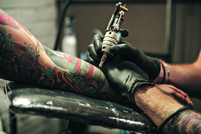Tattoo Inks Go More Than Skin Deep