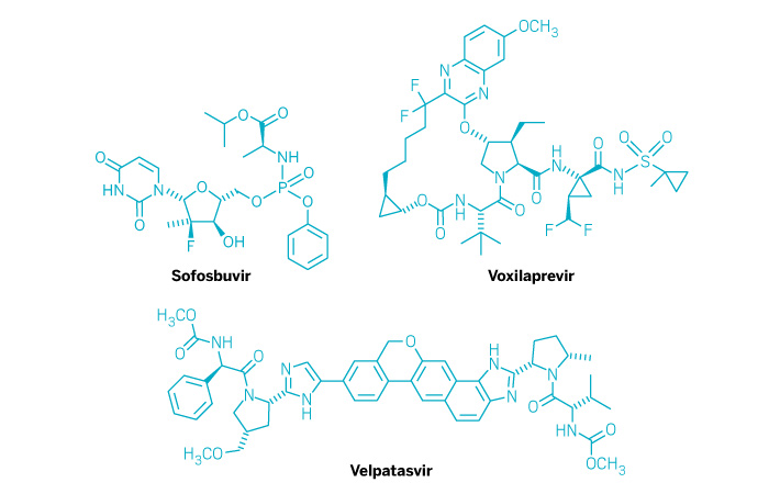 A banner year for new drugs | Chemical & Engineering News