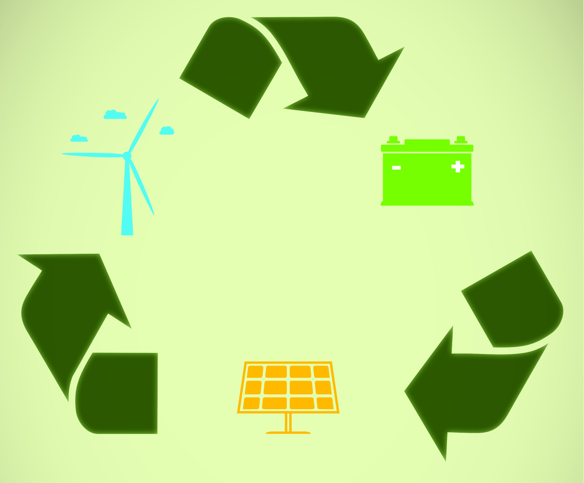 Recycling Renewables Green Blog Useful Windmill Power Systems