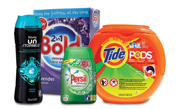 Almost extinct in the US, powdered laundry detergents thrive