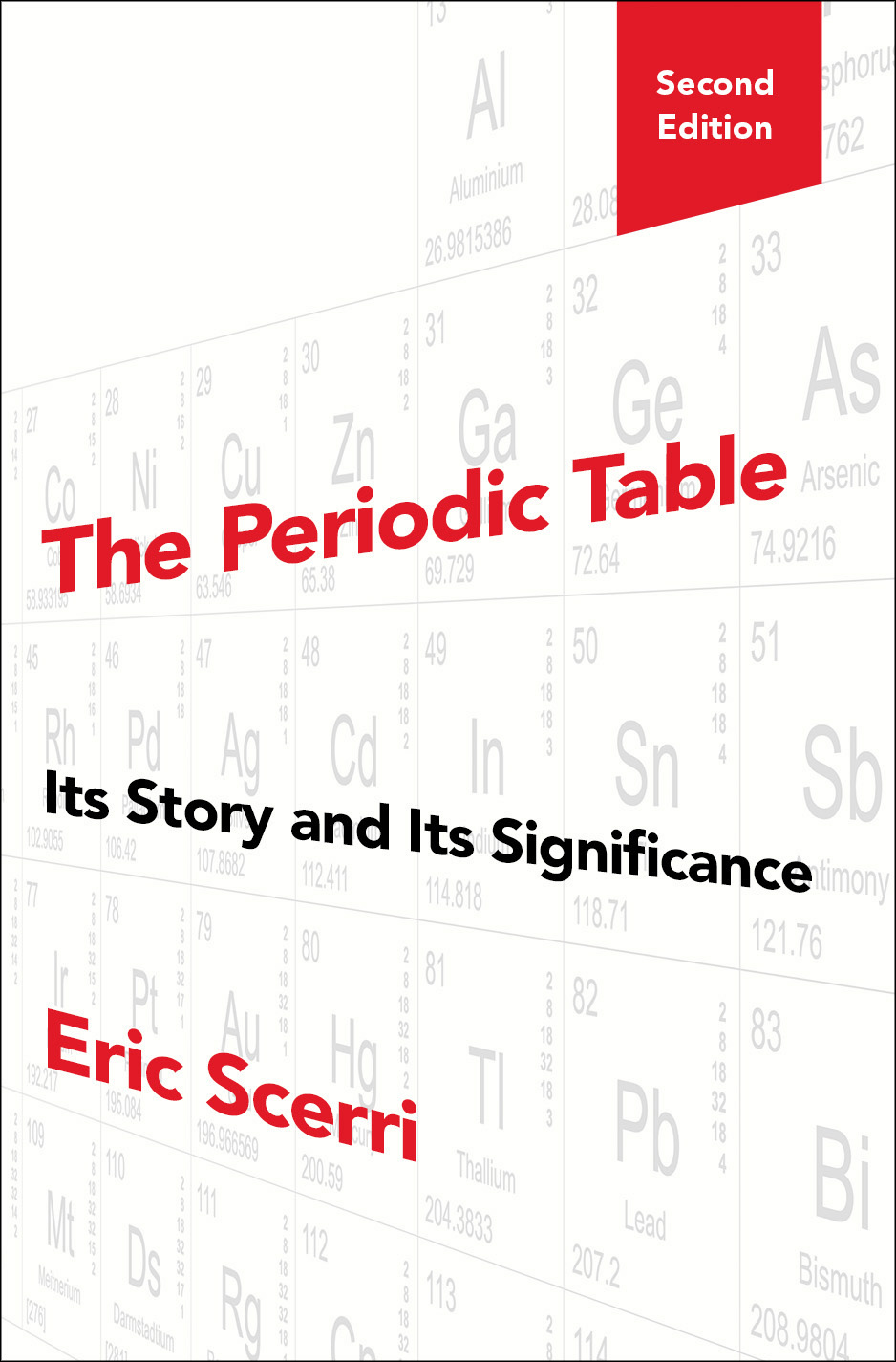 How the periodic table changed my life