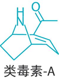 类毒素-A 的结构