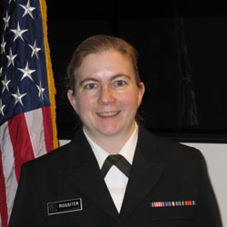 LCDR Lana M Rossiter