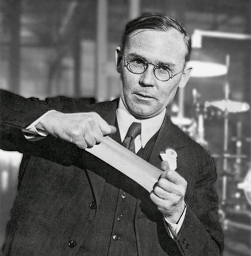 Wallace Carothers Nylon Dupont By 107